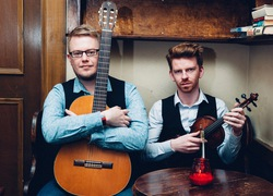 St. Patrick's Day mit Ross Couper & Tom Oakes - Celtic Carrousel Tours